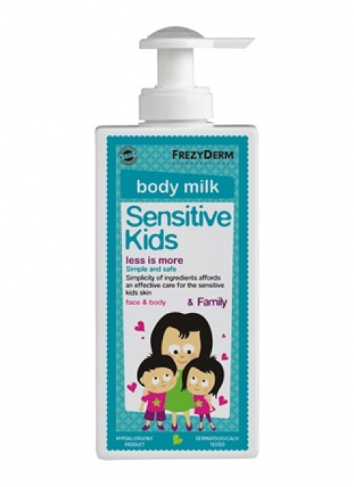 SENSITIVE Face & Body milk Sensitive Kids family 200ml