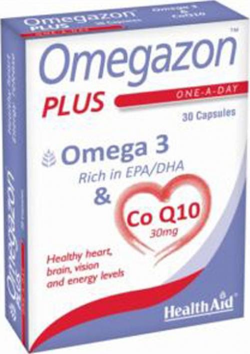 Omegazon Plus 30 κάψουλες