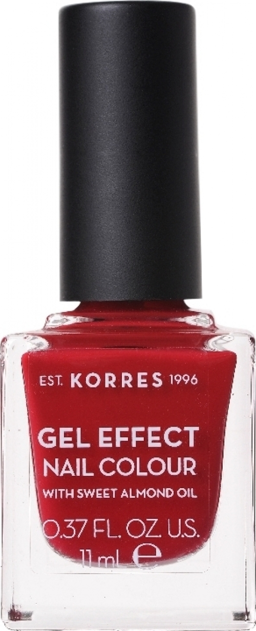 Gel Effect Nail Colour 56 Celebration Red 11ml