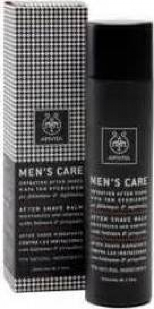 Mens Care After Shave 100ml Κατά Των Ερεθισμών Με Βάλσαμο & Πρόπολη