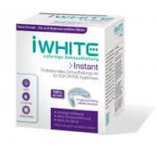 iWhite Επαγγελματικό Σύστημα Λεύκανσης Δοντιών 10 Μασελάκια Λεύκανσης