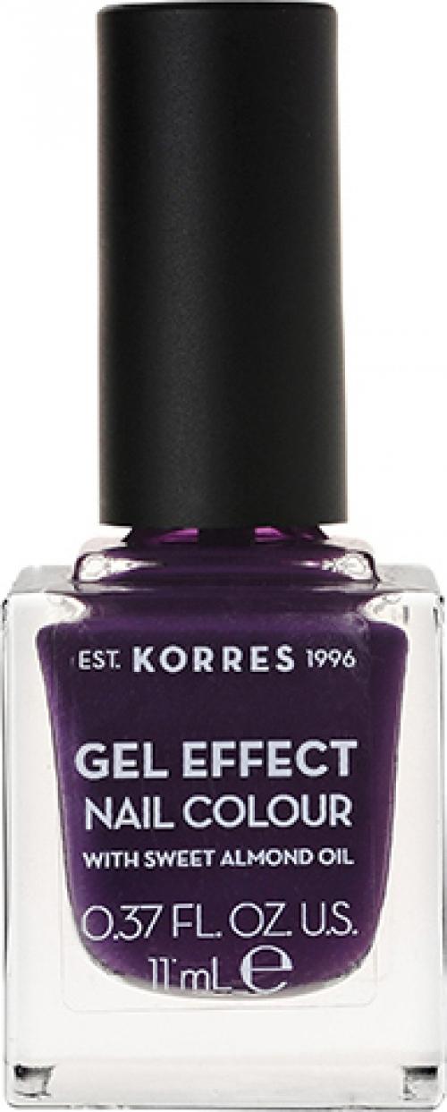 Gel Effect Nail Colour 75 Violet Garden11ml