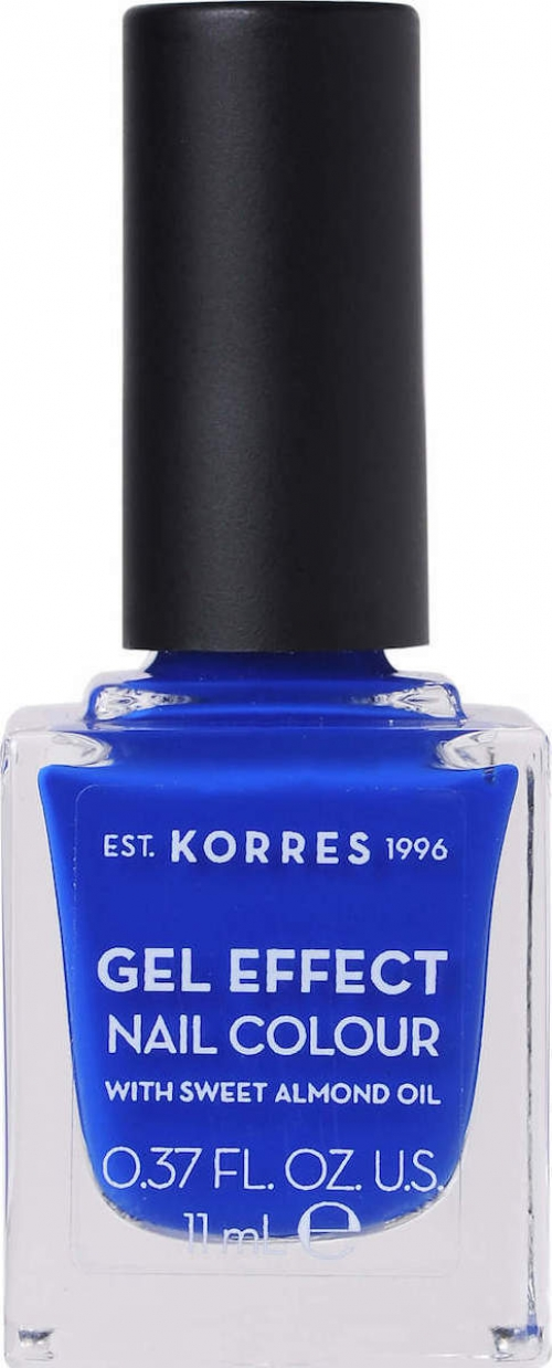 Gel Effect Nail Colour 86 Ocean Blue 11ml