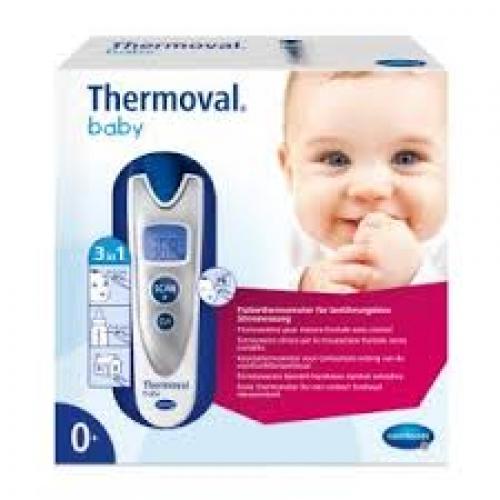 Thermoval baby sense Θερμόμετρο πυρετού για ανέπαφη θερμομέτρηση από το μέτωπο.0+