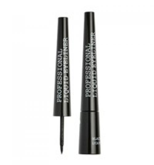 Korres Professional Liquid Eyeliner (01 Μαύρο)