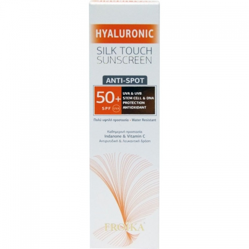 FROIKA Hyaluronic Silk Touch Anti-Spot SPF 50+ 40ml
