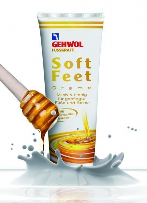 GEHWOL FUSSKRAFT SOFT FEET 125ML