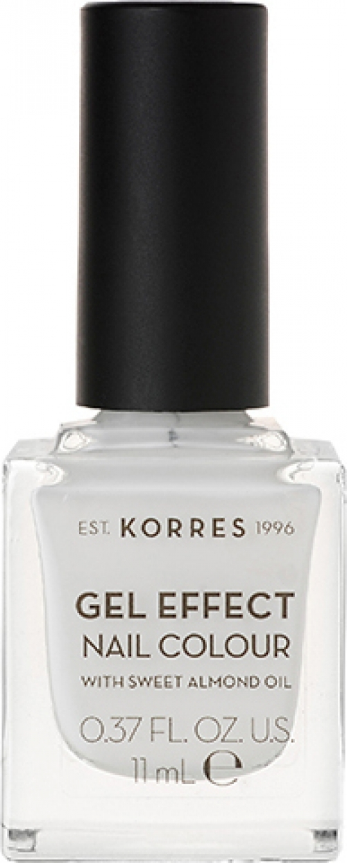 Gel Effect Nail Colour 1 Blanc White 11ml