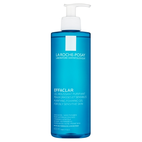 La Roche Posay Effaclar Purifying Cleansing Gel Pump 400ml