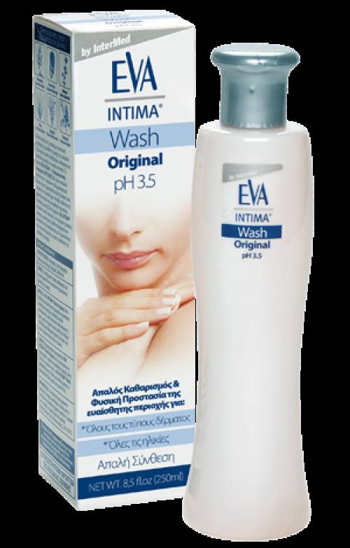 Eva Intima Wash Original Για όλους τους τύπους δέρματος 250ml