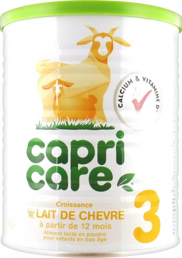 Capricare Γάλα 3ης Βρεφικής Ηλικίας 400gr