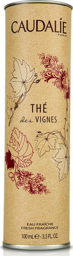 CAUDALIE The Des Vignes Fresh Fragrance Γυναικείο Άρωμα 100ml