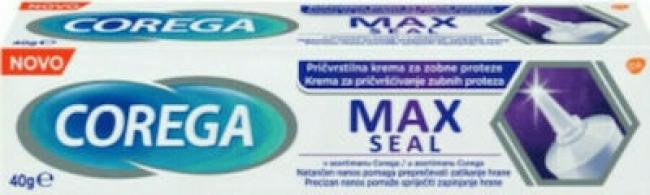 Corega Max Seal Cream 40gr