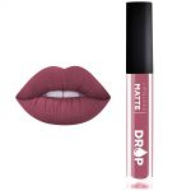 Drop Lipstick Liquid Lip Matte 509 (Bright Maroon)