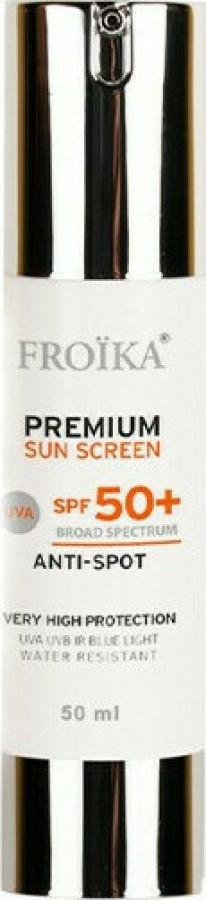 Froika Premium Sunscreen Anti Spot SPF50 50ml