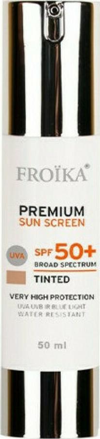 Froika Premium Sunscreen Tinted SPF50 50ml