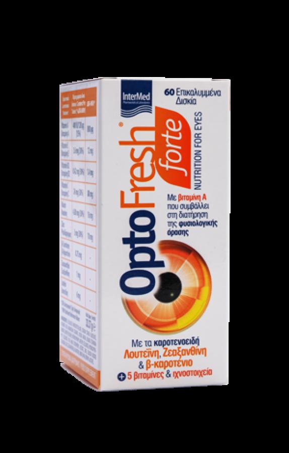 Intermed Optofresh Forte 60 ταμπλέτες