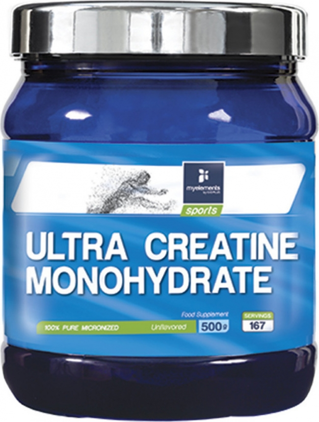My Elements Ultra Creatine Monohydrate 500gr