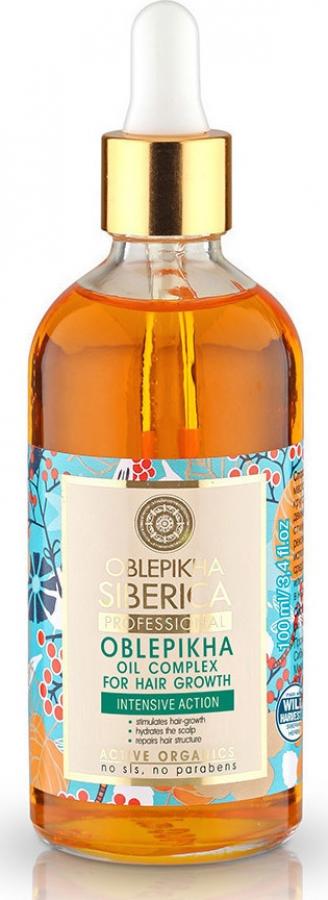 Natura Siberica Oblepikha Oil Complex for Hair Growth κατά της Τριχόπτωσης 100 ml