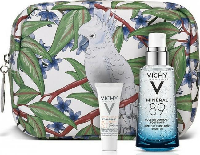 Vichy Mineral 89 50ml & Capital Soleil Age Daily 3ml